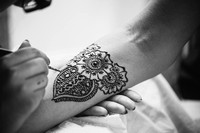 Friday Morning Mehndi